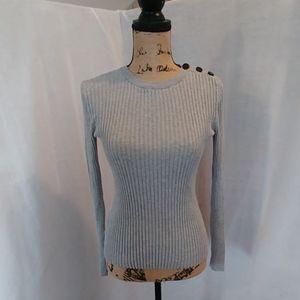 Ann Taylor grey sweater